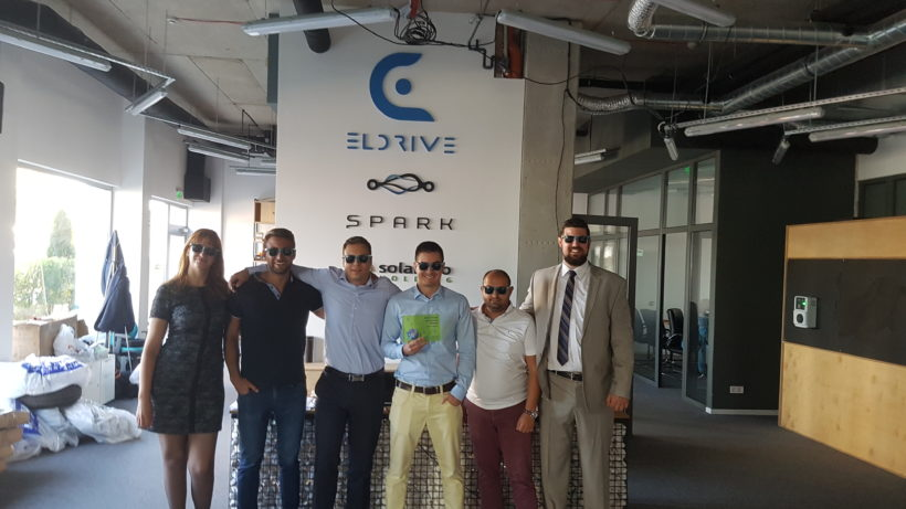eMobility has a small efficient team that takes care of the different business lines of the group ©eMobility