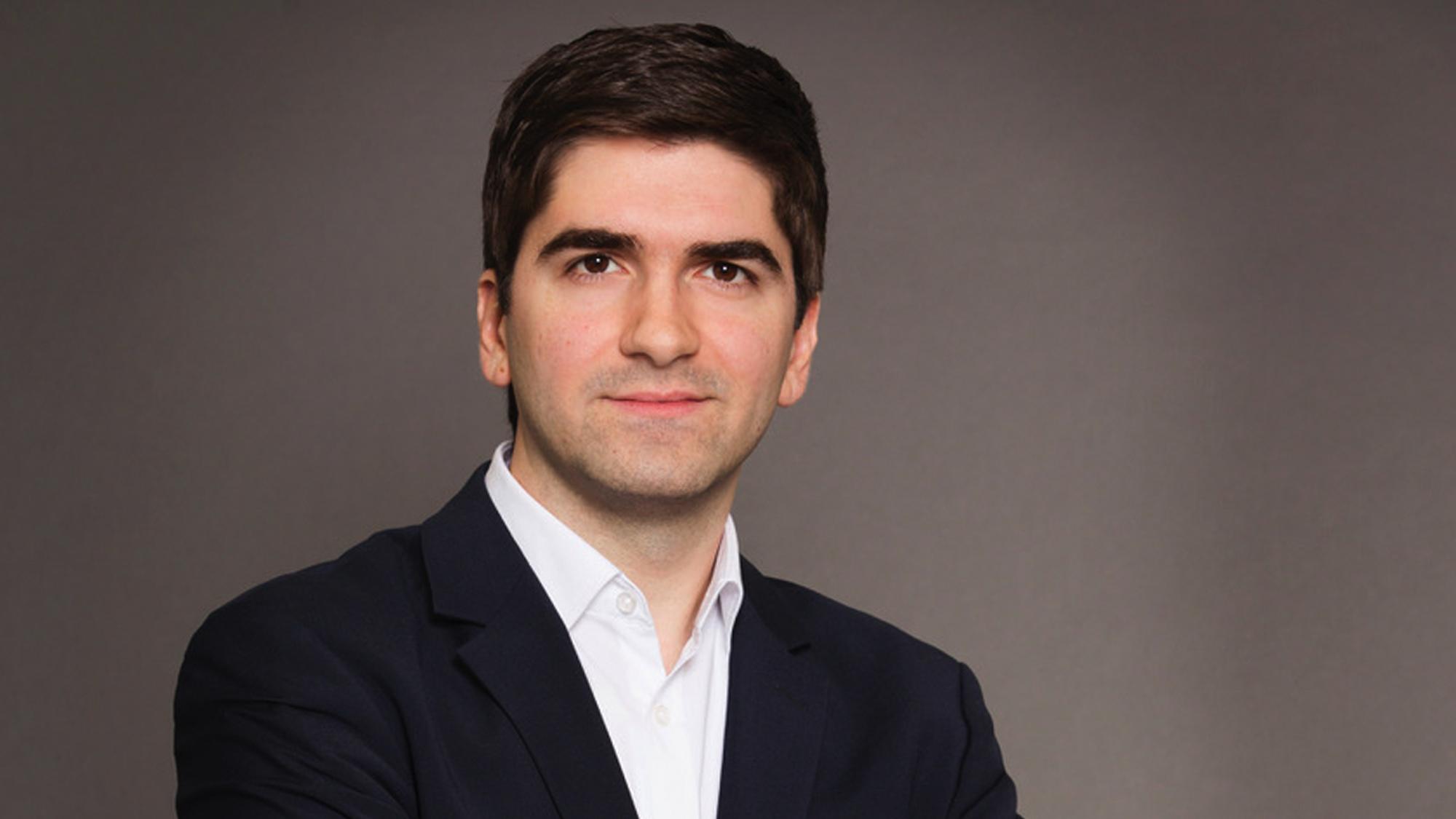 Enpulsion-CEO Alexander Reissner. © Enpulsion