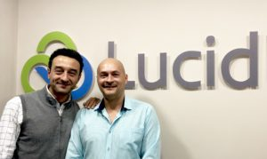 Trending Topics met George Dochev (r) and Daniel Lorer (l) of BrightCap to talk about the deal and the opportunities it opens up for LucidLink, but also for Bulgaria. ©Trending Topics