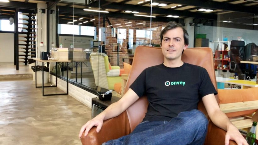 Wilfried Durand is also the co-founder of The French Tech Sofia community©Trending Topics