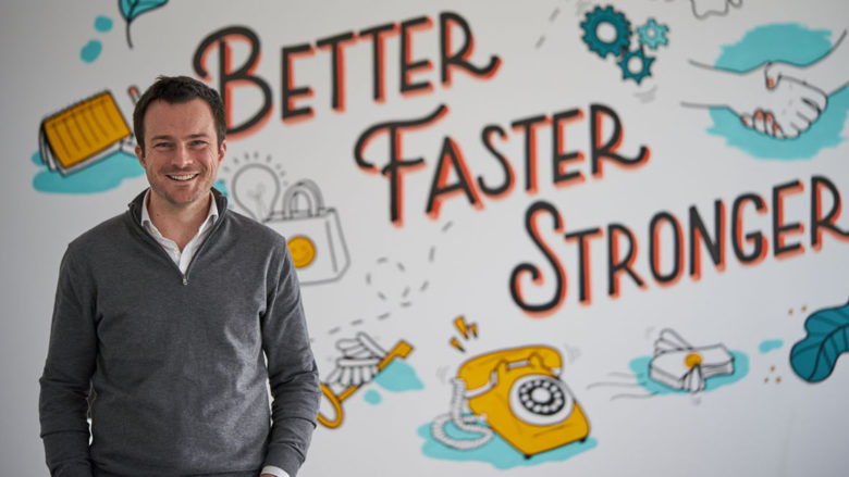 Der neue Shpock-CEO Esteve Jané. © Shpock