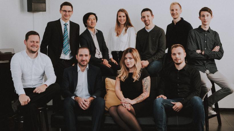 Das neue Team der Itell.Solutions, die aus LAWIF, Tellers und Kubo hervorgegangen ist © Itell.Solutions
