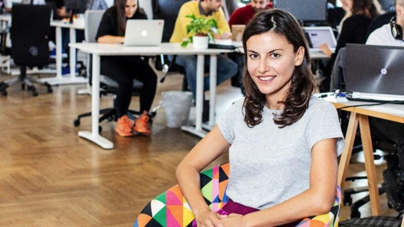 Zizoo-CEO Anna Banicevic. © Zizoo