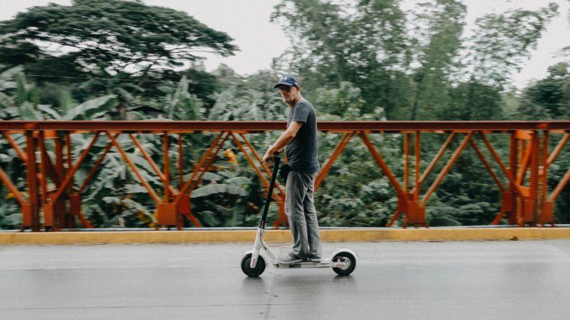 E-Scooter: Auch bei älteren Zielgruppen immer gefragter. © Pexels