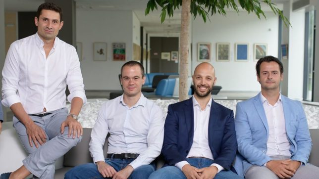 Could Colibra's team break the vicious circle in insurance industry? ©Colibra