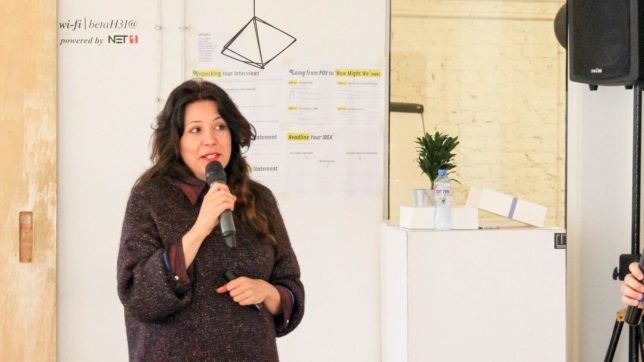 Innovation Accelerator Bulgaria is a project of innovation consultant Leona Aslanova ©Innovation Starter