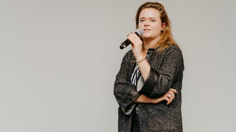aaia-Geschäftsführerin Lisa Fassl. © Ruiz Cruz
