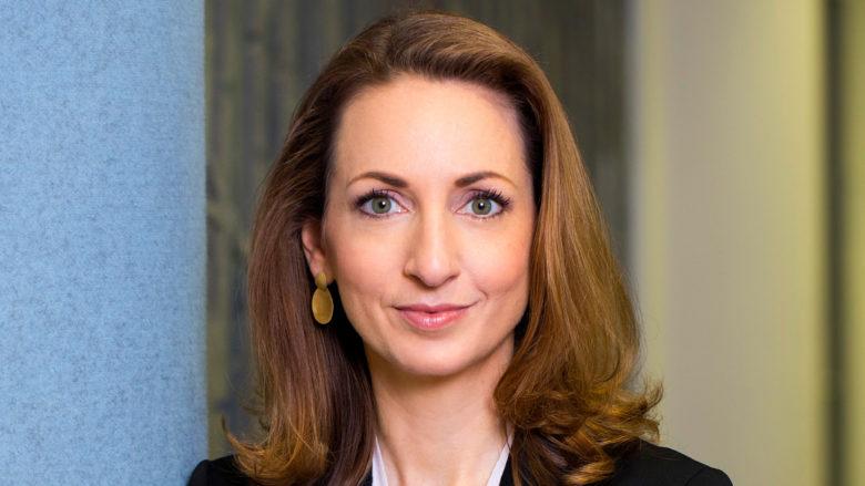 Barbara Edelmann von Deloitte. © Deloitte