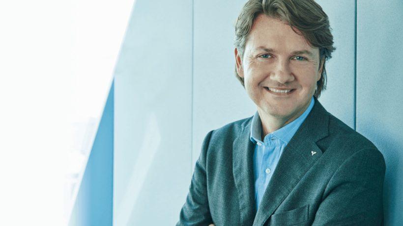 Generaldirektor DI Gerald Fleischmann © Volksbank