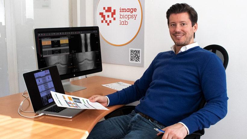 Richard Ljuhar, CEO von IB Lab. © IB Lab GmbH