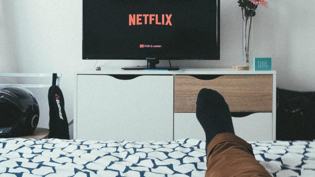 Typisches Setting für Binge-Watching. © Joanes Andueza on Unsplash