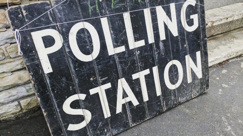 Polling Station. © Pixabay