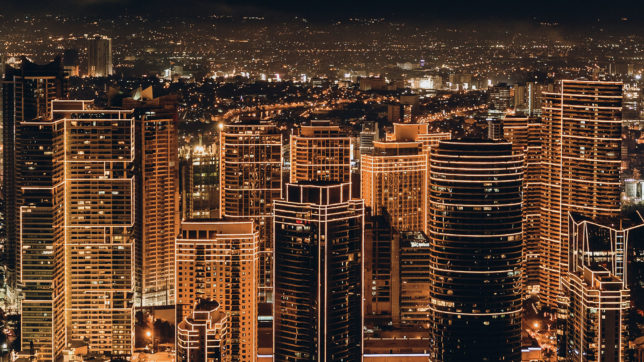 City lights. © Unsplash