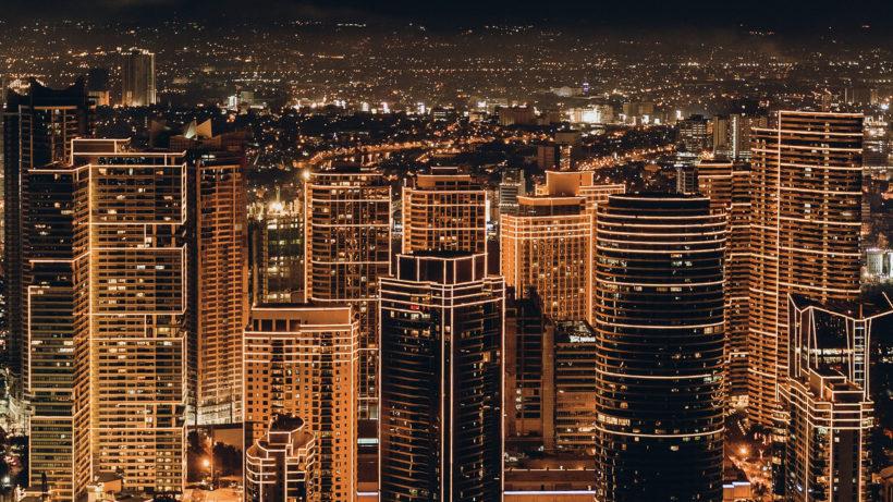 City lights. © Unsplash