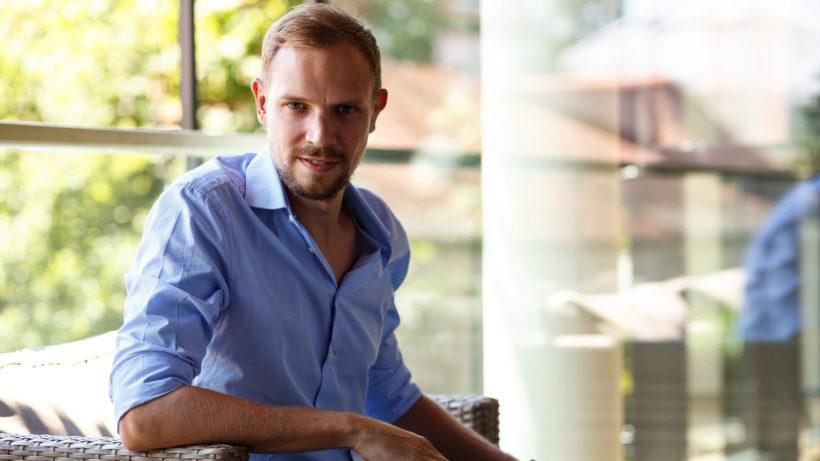 Thomas Kriebernegg, CEO von App Radar. © Stefan Warmuth