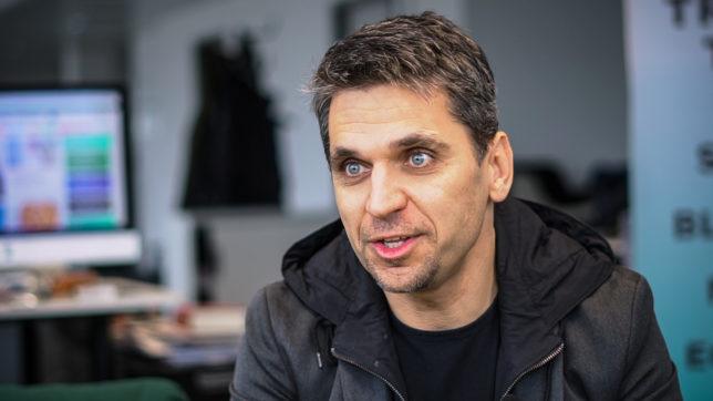 Michael Altrichter von startup300. © Trending Topics