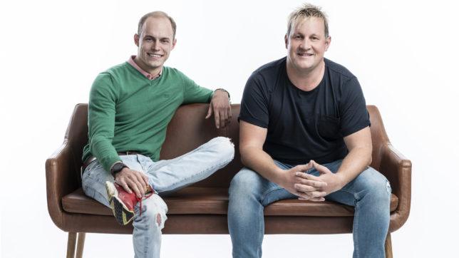 Die Geschäftsführer von Greenstorm Mobility GmbH Philipp Zimmermann und Richard Hirschhuber © Greenstorm.eu