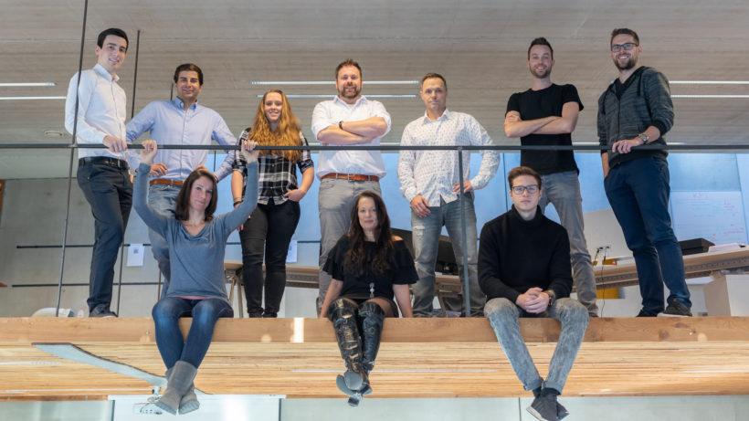 Das Team von Secureo © Secureo