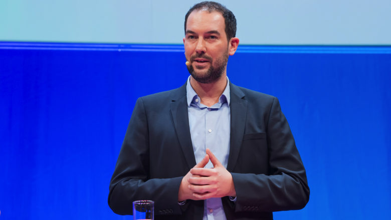 Andreas Tschas, Leiter der DIA. © Digitalisierungsagentur / Helga Auer