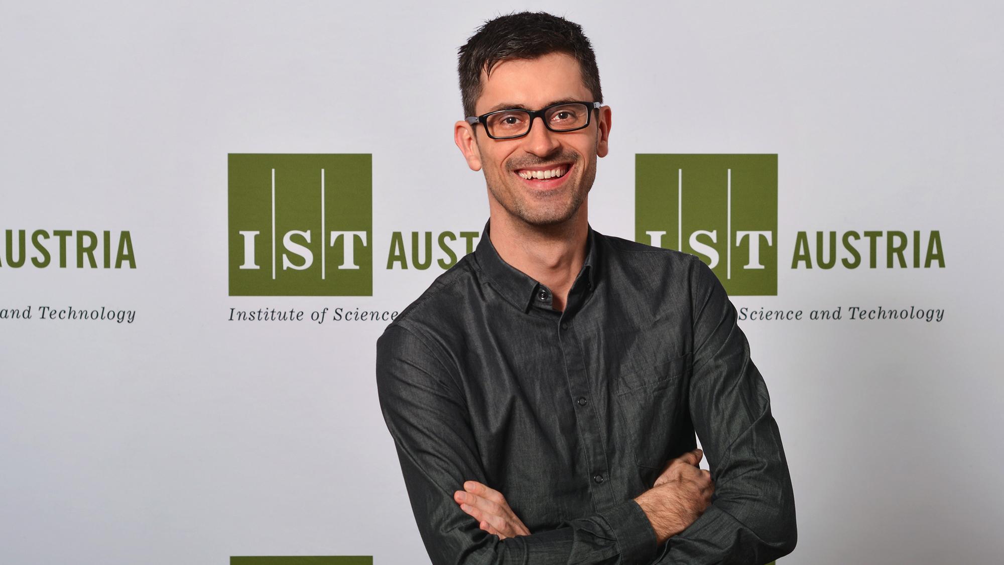 Bernd Bickel. © IST Austria
