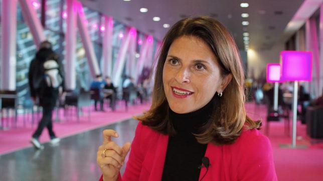 Maria Zesch, CCO bei T-Mobile Austria. © Trending Topics