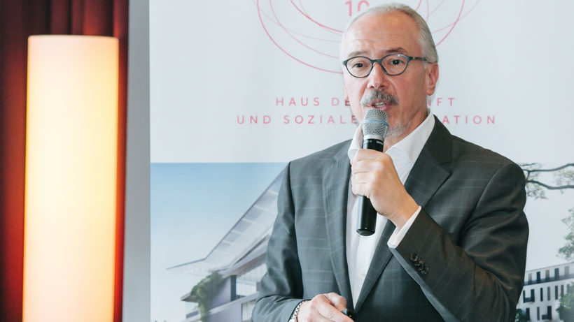 Univ-Prof. Dr. Siegfried Meryn. © fotografiefetz
