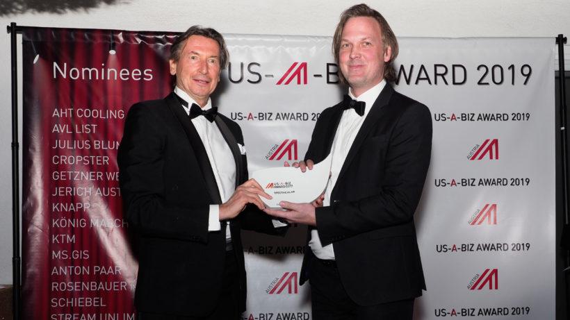 Frits Wittgrefe, CEO von StreamUnlimited, und Markus Wagner von i5invest. © StreamUnlimited