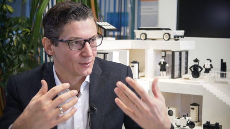Martin Wagner, Managing Director der VERBUND Solutions. © Trending Topics