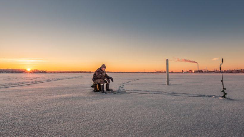 """Fischer nahe Helsinki. © Carlos """"Grury"""" Santosvia Unsplash"""