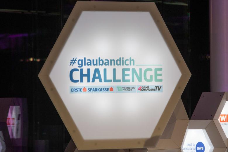 #glaubandich-Challenge Fintech in Wien. © David Bitzan/Trending Topics