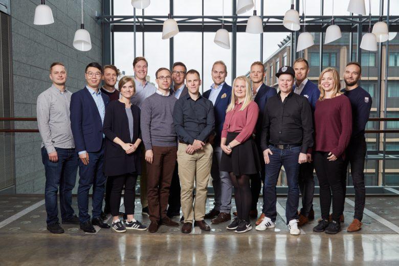 Das Invesdor-Team. © Invesdor.com