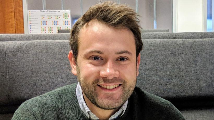 Rasmus Rothe hat Merantix und den deutschen KI Bundesverband mitbegründet © Kim Richters