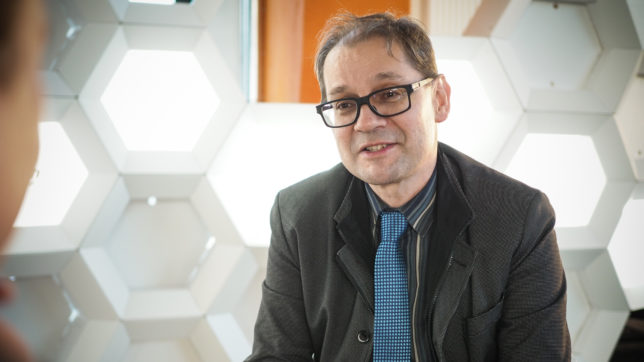 Robert Gfrerer, Geschäftsführer des build! Gründerzentrum. © Trending Topics