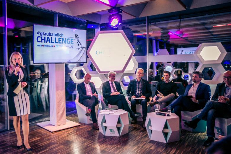 #glaubandich-Challenge in Graz. © David Bitzan / Trending Topics