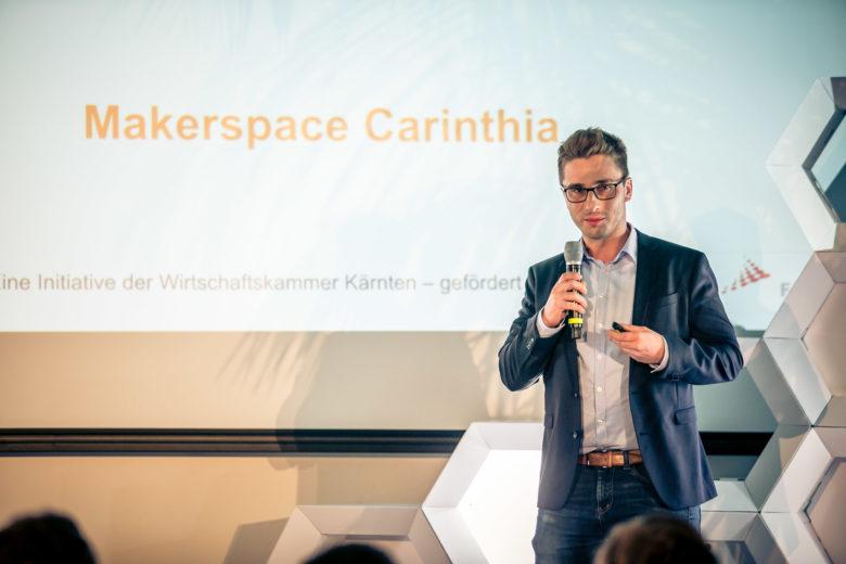 Bei der #glaubandich-Challenge Mobility in Klagenfurt. © Trending Topics / David Bitzan
