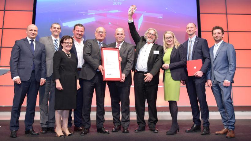 In-Vision ist Sieger des Staatspreises Innovation © BMDW/APA-Fotoservice/Hörmandinger