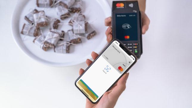 Apple Pay. © Mastercard