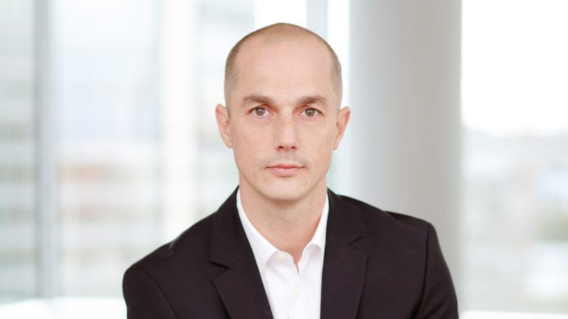 Christian Rau, General Manager bei Mastercard Austria. © Mastercard Austria