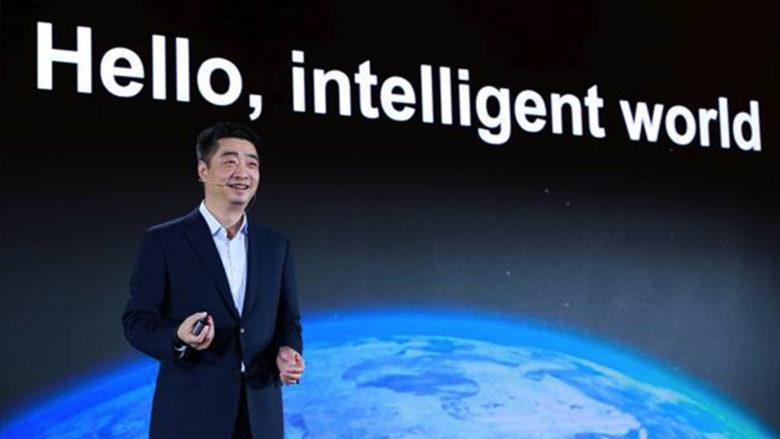 Ken Hu, aktueller Chairman von Huawei. © Huawei