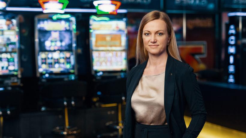 Monika Racek ist CEO von ADMIRAL Casinos © ADMIRAL