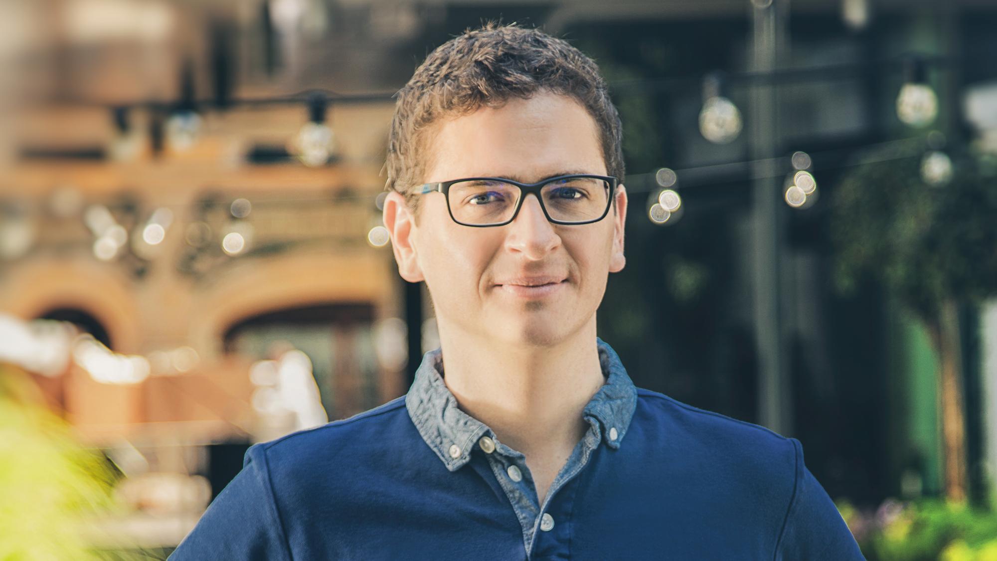Markus Linder ist Co-Founder von Smartassistant, das heute Zoovu heißt © Linder