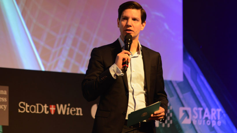 Pioneers-CEO Oliver Csendes. © Sebastian Kreuzberger