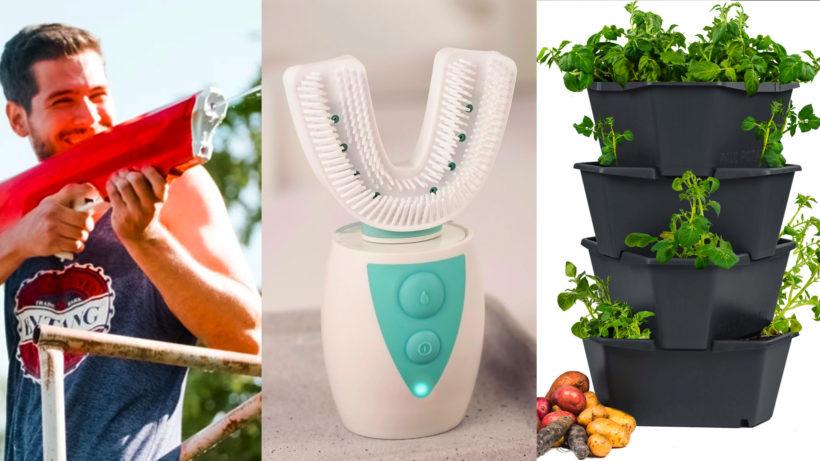 Spyra, Amabrush, Gusta Garden - allesamt Kunden von ProcFit. © Spyra, Amabrush, Gusta Garden / Montage Trending Topics