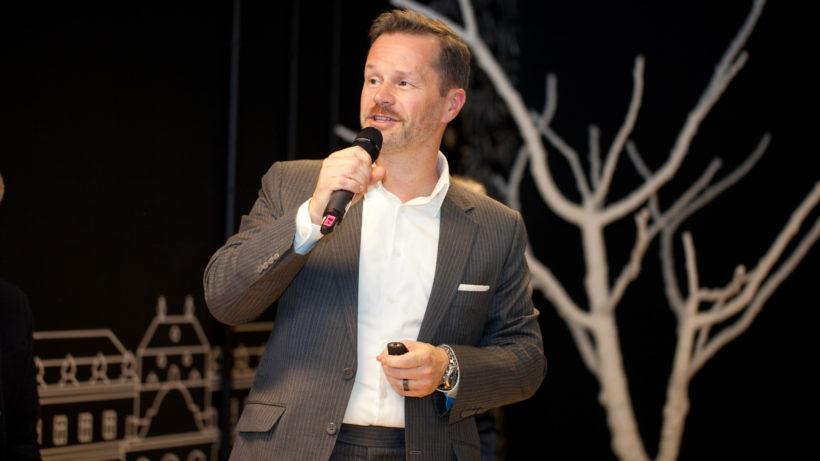 Bernhard Lehner ist Co-Founder von Startup300 © photaq.com / Michaela Mejta