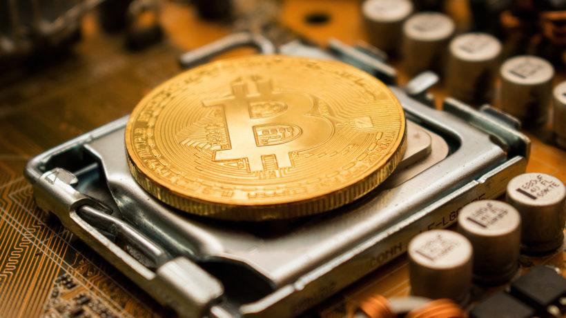 Bitcoin. © Photo by Dmitry Moraine on Unsplash