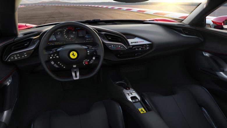Ferrari SF90 Stradale. © Ferrari