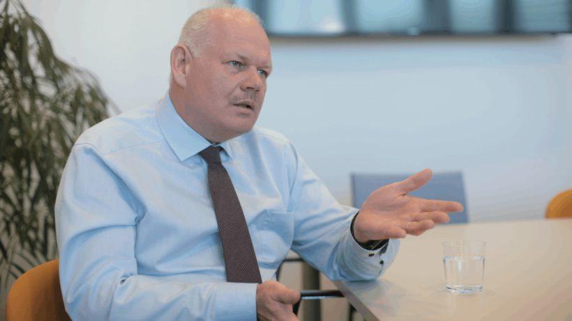 Dr. Klaus Niedl, HR-Leiter bei Novomatic © Trending Topics