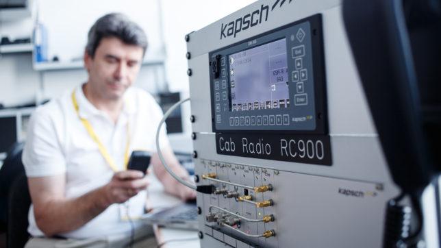 Mitarbeiter der Kapsch CarrierCom. © kapsch.net