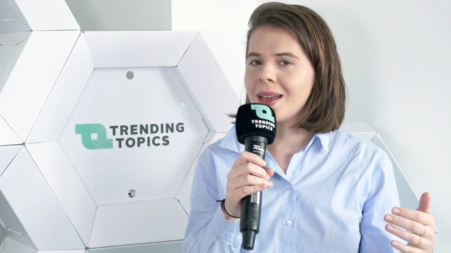 Nermina Mumic, CEO von Legitary. © Trending Topics