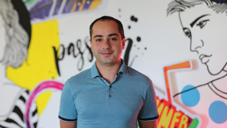 Mikayel Vardanyan, Mitgründer von PicsArt. © PicsArt